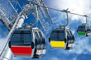 Aerial Cable Cars